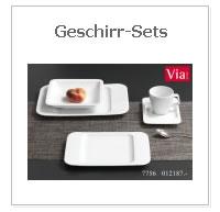 Geschirr von Ritzenhoff & Breker