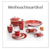 Weihnachtsgeschirr von Ritzenhoff & Breker