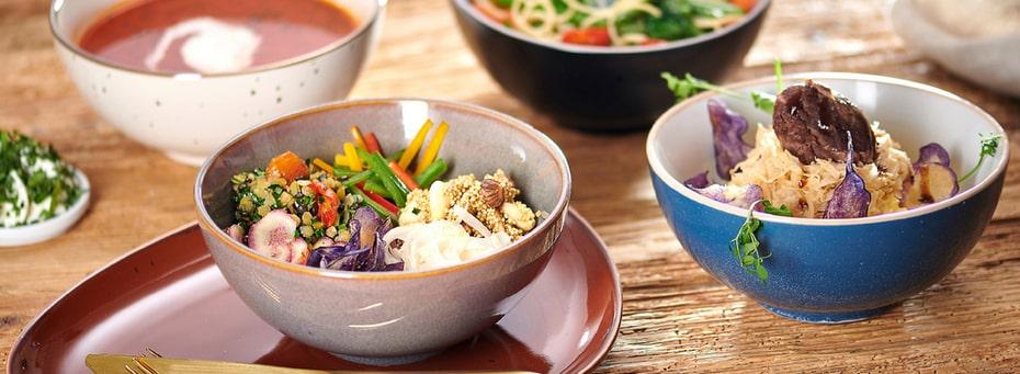 Food Bowls liegen voll im Trend!