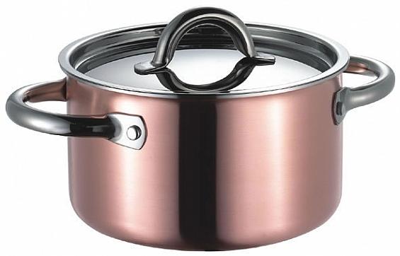 Kochgeschirr De Luxe i Fleischtopf 3,5 Liter