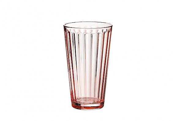 Longdrink-Glas rose Lawe