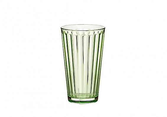 Longdrink-Glas grün Lawe
