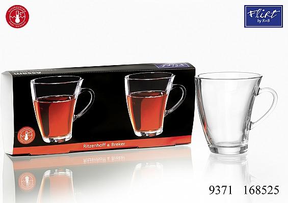 2er-Set Teegläser Assam