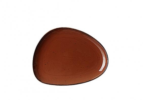 Dessertteller  Taste marron