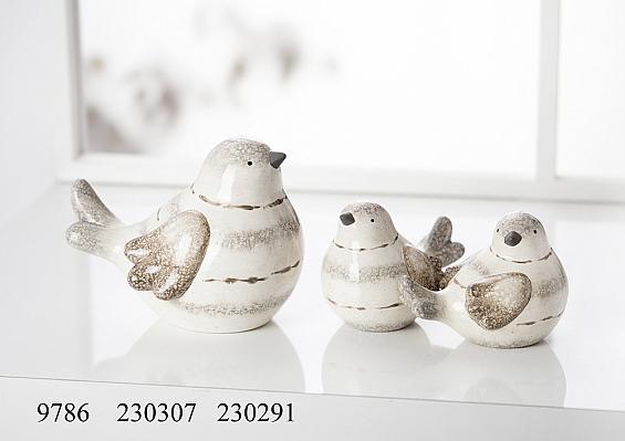 Deko-Vögel Bonita Deko-Vogel groß