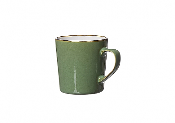 Kaffeebecher Visby grün