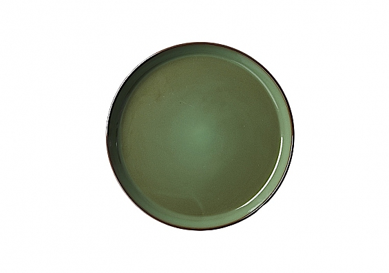 Speiseteller Visby grün