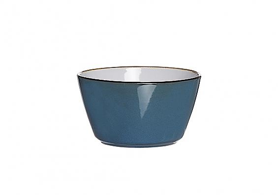 Müsli-/ Suppenschale Visby blau