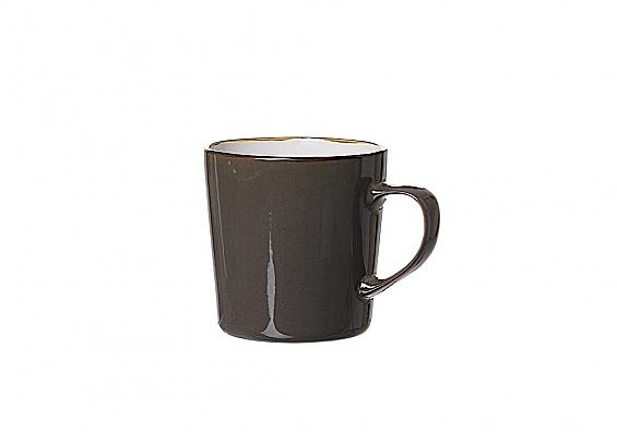 Kaffeebecher Visby dunkelgrau