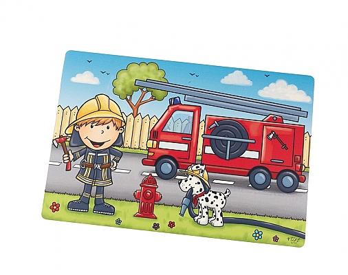 Platzmatte Feuerwehr