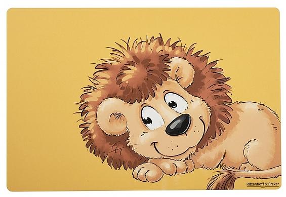 Platzmatte Löwe Leo
