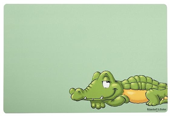Platzmatte Krokodil Koko