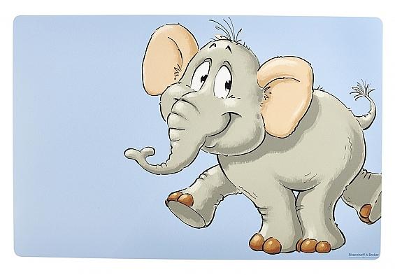Platzmatte Elefant Eddie