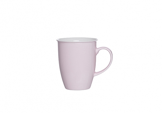 Kaffeebecher Doppio rose