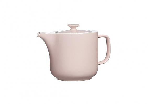 Kaffee-oder Teekanne Jasper rose