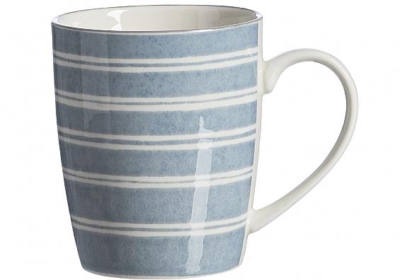 Geschirr-Serie Weekend Kaffeebecher Weekend blau