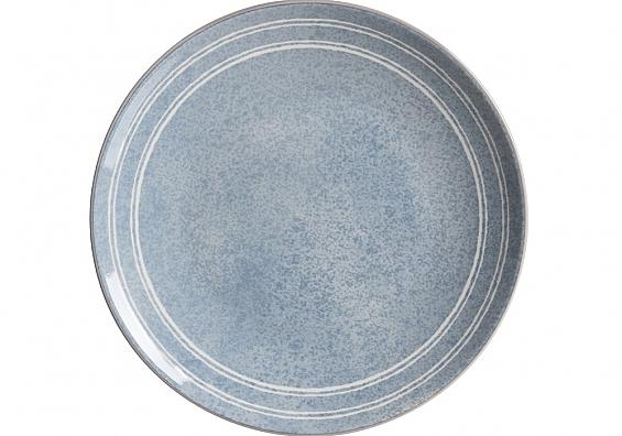 Geschirr-Serie Weekend Dessertteller Weekend blau