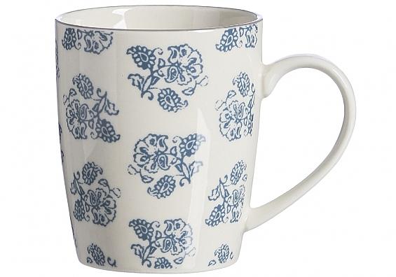 Geschirr-Serie Weekend Kaffeebecher Weekend floral