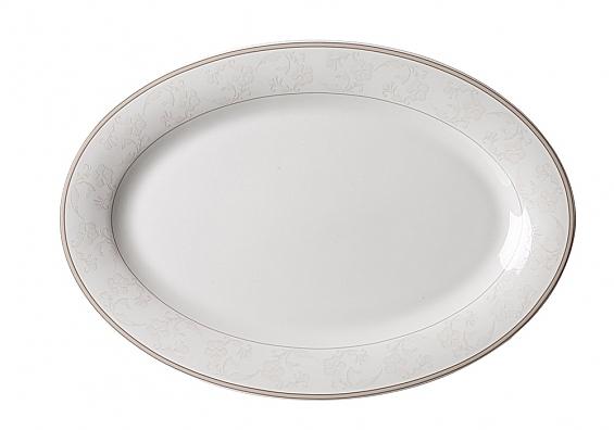 Platte oval Isabella