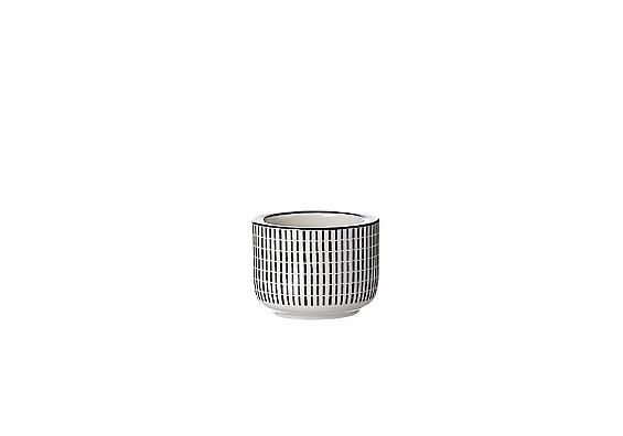Geschirr-Serie Takeo Stripes Teelichthalter