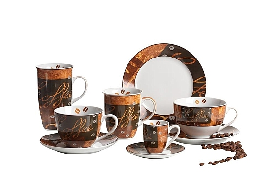 Kaffeegeschirr Chile