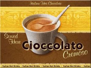 Kühlschrankmagnet Cioccolato