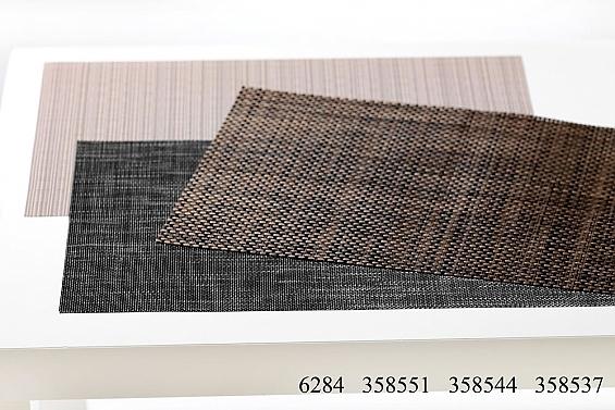 Platzmatte Struktur oder Streifen
