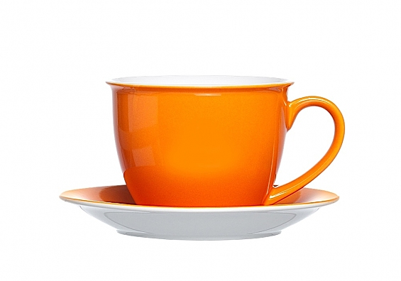 Jumbotasse Doppio orange