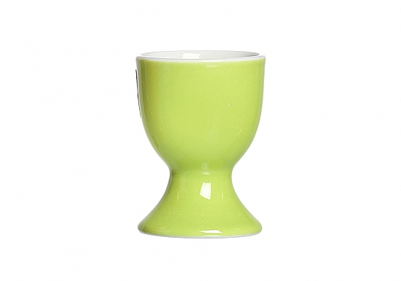 Eierbecher Doppio grün