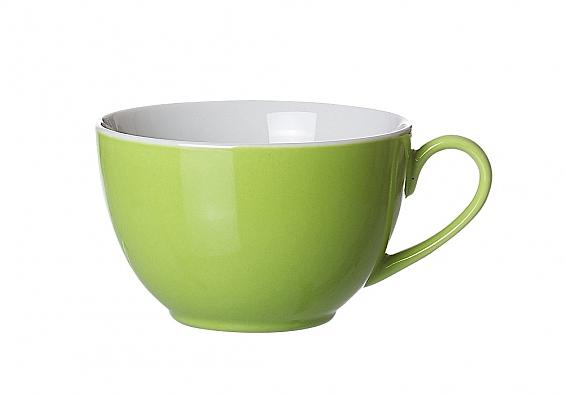 Kaffeetasse Doppio grün