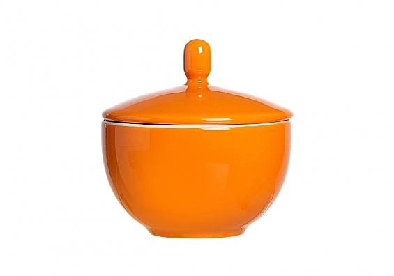 Zuckerdose Doppio orange