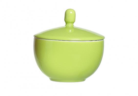 Zuckerdose Doppio grün
