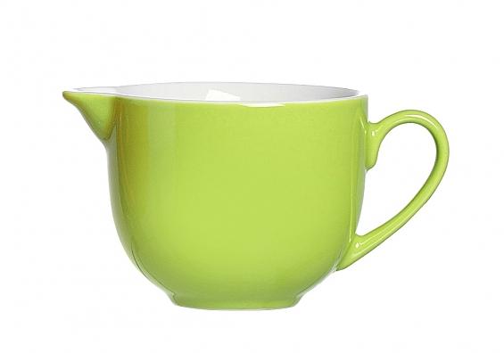 Sahnegießer Doppio grün