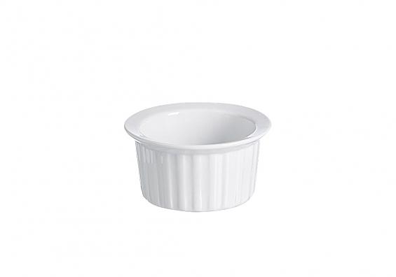 Auflaufformen Bianco rund Durchmesser 10cm
