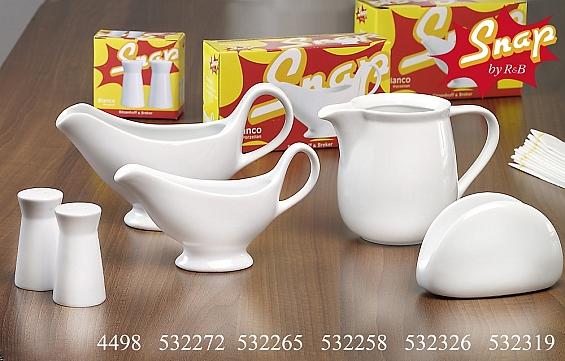Geschirr-Serie Bianco Milchkrug 0,75l