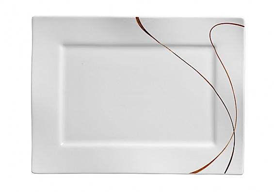 Platte 35x26cm Scala