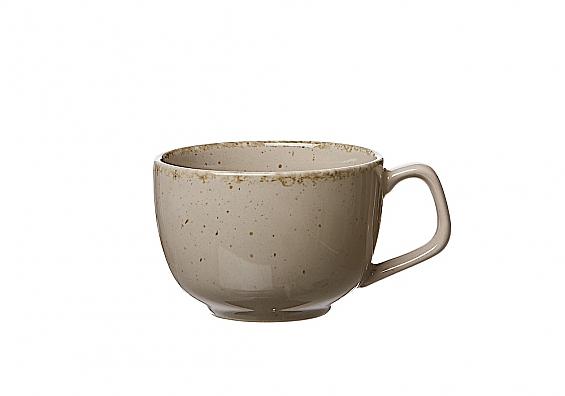 Kaffeetasse Casa grau