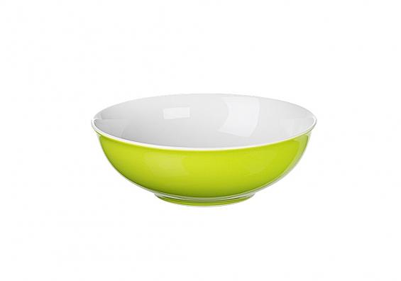 Salatschüssel 17,5cm Doppio grün