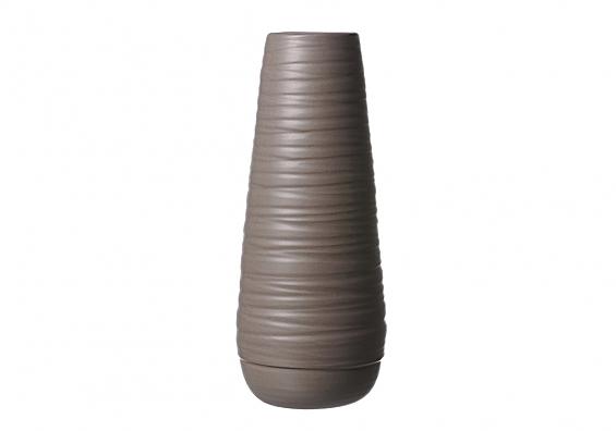Vasenserie Lina toffee Vase 36cm Lina toffee