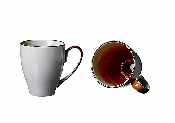 Kaffeebecher Cosmo orange