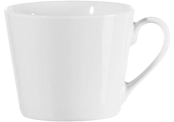 Kaffeetasse Conico Bianco