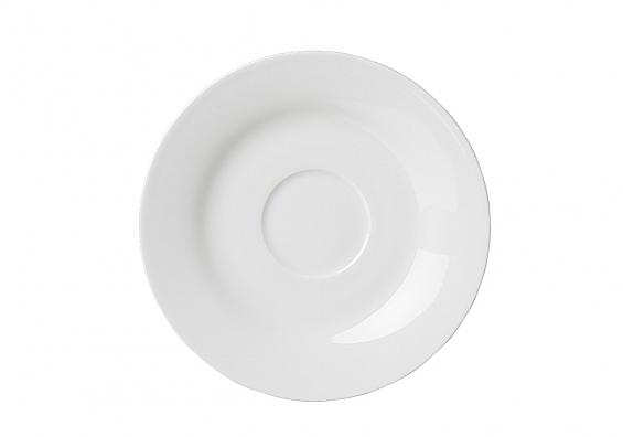 Untertasse Bianco