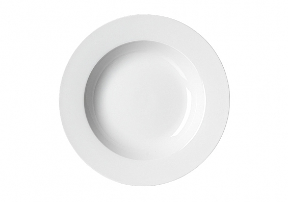 Suppenteller tief 22cm Bianco