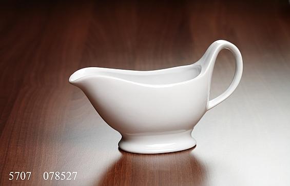 Geschirr-Serie Bianco Sauciere 450ml