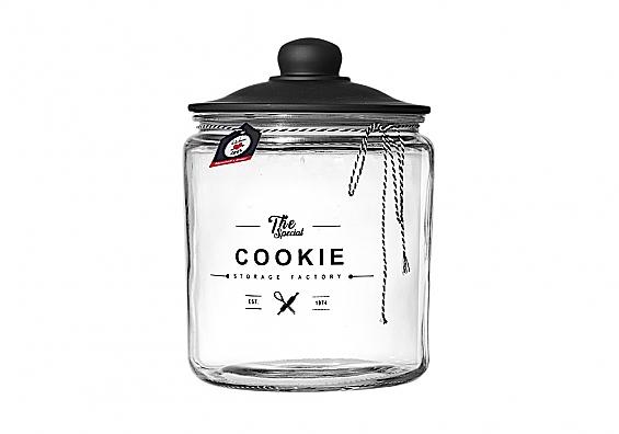 Keks-und Gebäckdosen Kitchen Cookie Gebäckdose 5500ml