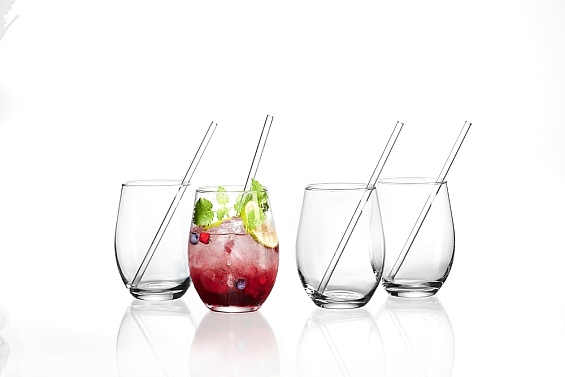 Party-Set 8tlg. Gin