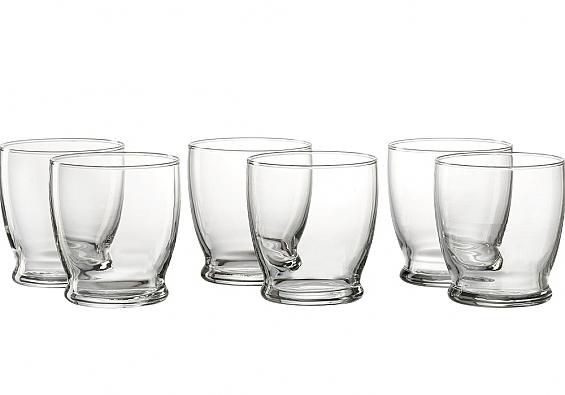 Gläserserie Mio 6er-Set Whiskygläser Mio
