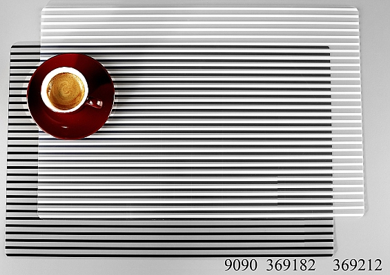 Platzmatte Stripes