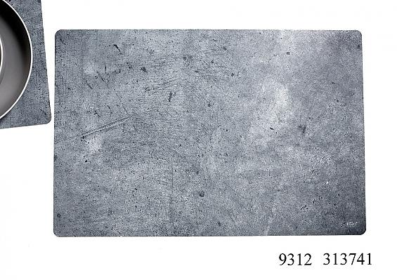 2er-Set Platzmatten Stein