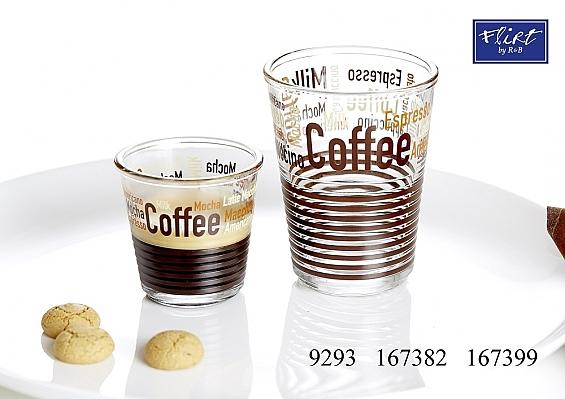 Kaffeegläser Sana 2er-Set Latte Macchiato-Gläser